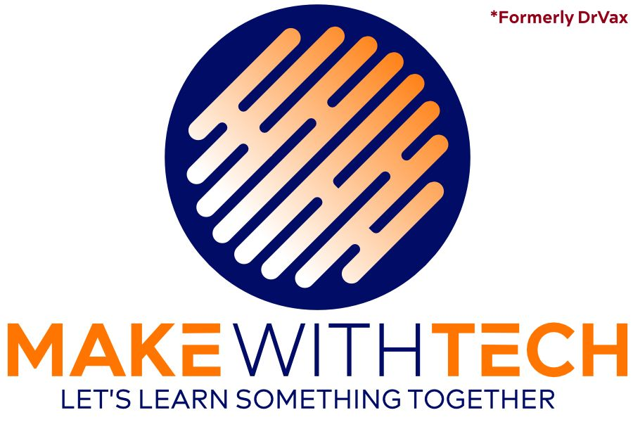 Make With Tech. Learn about 3d Printing, Making, Creating Together.